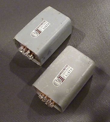Peerless S-217-D Pultec Output Transformer